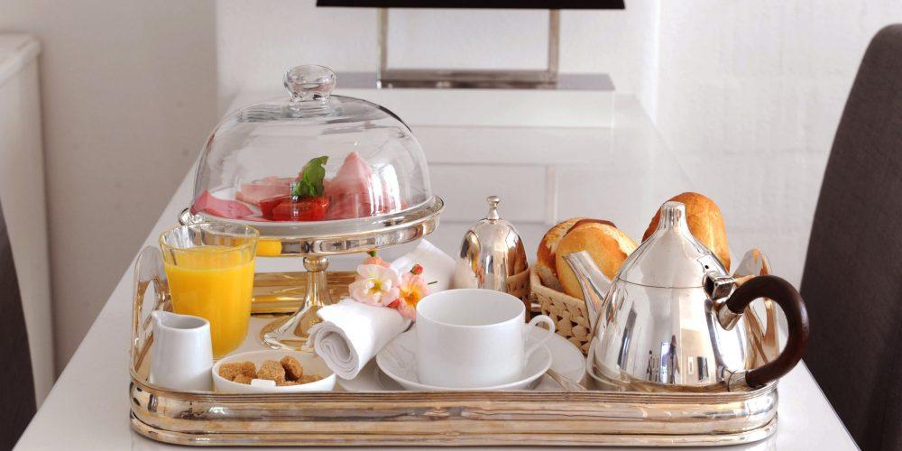 Unser Frühstück für Sie