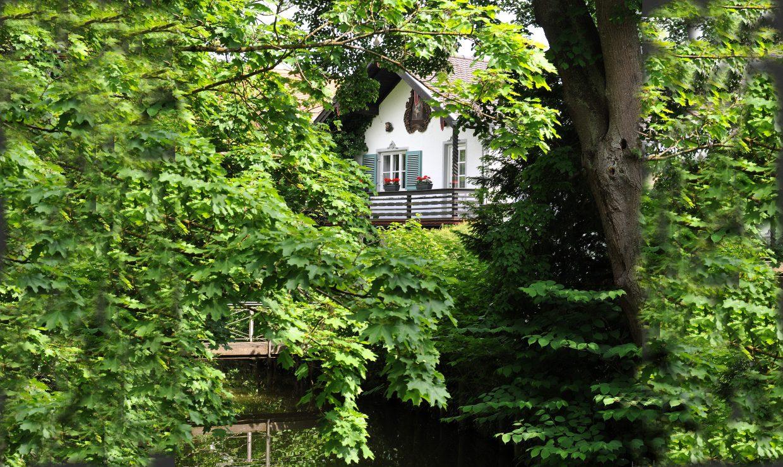 Althaus Ferienwohnung (Außenansicht)