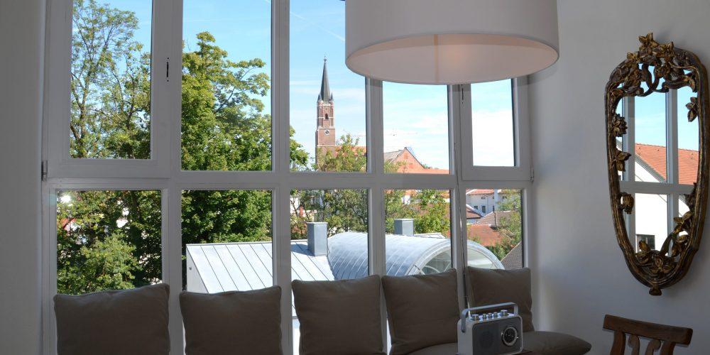 Studio (Fensteraussicht)